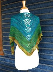 Sacred Spirit by Boo Knits ALT ENDING UNDER HAND MADE CATEGORY