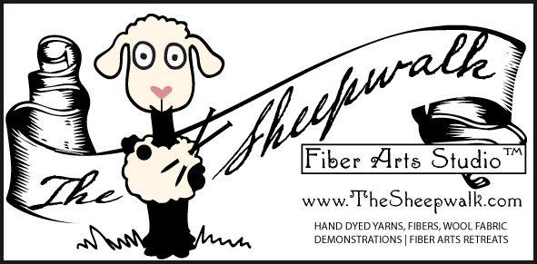 The Sheepwalk Fiber Arts Studio™