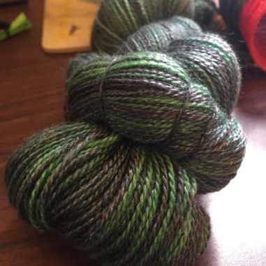 Actually Dark Green and Emerald